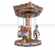 1900 Carousel (no lights)