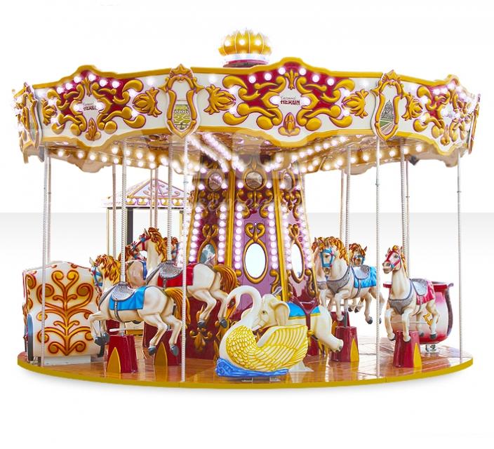 Heron Carousel