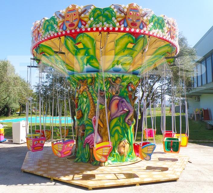 Selva Carousel