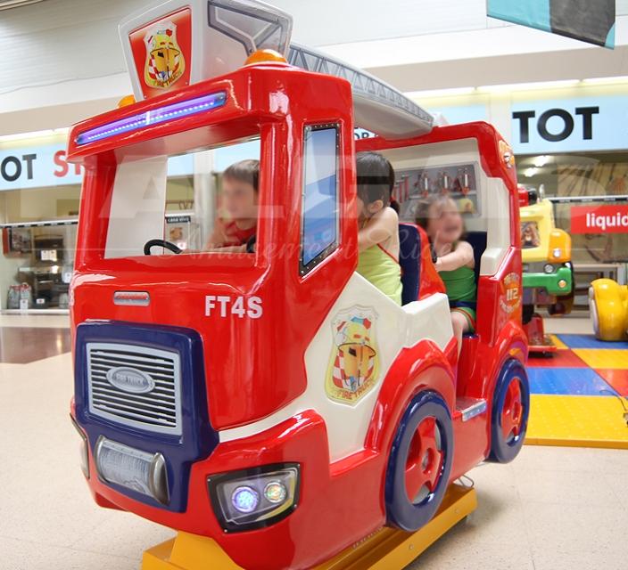 Fire4 Truck 4s